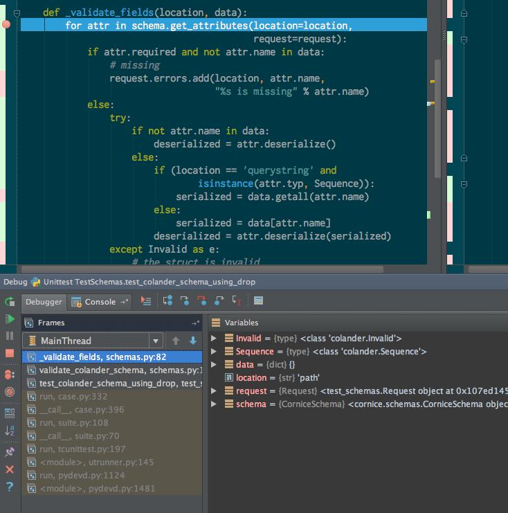 Debugging Python